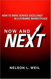 Cover of: Now and Next