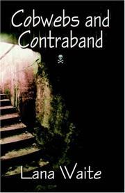 Cover of: Cobwebs and Contraband