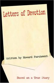 Cover of: Letters of Devotion