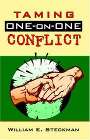 Cover of: Taming One-on-one Conflict