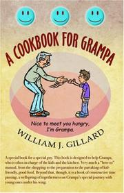 Cover of: A Cookbook for Grampa
