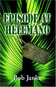 Cover of: Episode at Helemano