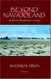 Cover of: Beyond Navajoland