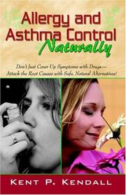 Cover of: Allergy And Asthma Control - Naturally