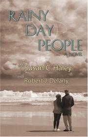 Cover of: Rainy Day People | Susan C. Haley