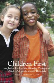 Cover of: Children First