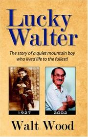 Cover of: Lucky Walter