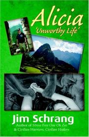 Cover of: Alicia 'Unworthy Life'