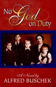 Cover of: No God On Duty