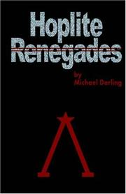 Cover of: Hoplite Renegades