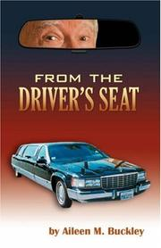 Cover of: From The Driver's Seat