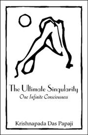 Cover of: The Ultimate Singularity