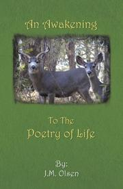Cover of: An Awakening to the Poetry of Life