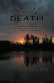 Cover of: The Valley of the Shadow of Death