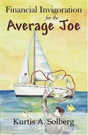 Cover of: Financial Invigoration for the Average  Joe