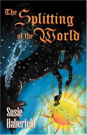 Cover of: The Splitting of the World