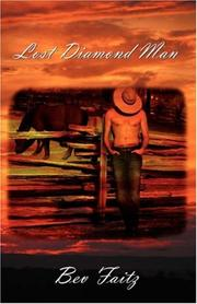 Cover of: Lost Diamond Man