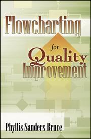 Cover of: Flowcharting for Quality Improvement