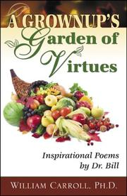 Cover of: A Grownup's Garden of Virtues