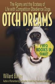 Cover of: OTCH Dreams