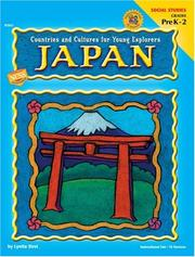 Cover of: Countries and Cultures for Young Explorers, Japan (Countries and Cultures for Young Explorers)