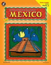 Cover of: Countries and Cultures for Young Explorers, Mexico (Countries and Cultures for Young Explorers)