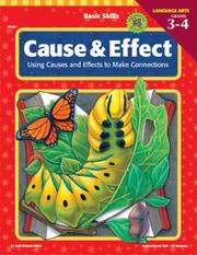 Cover of: Cause and Effect, Grades 3 to 4