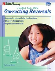 Cover of: Correcting Reversals (Modified Basic Skills)