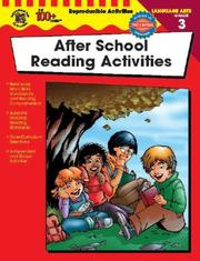 Cover of: After School Reading Activities, Grade 3 (The 100+ Series) | School Specialty Publishing