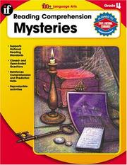 Cover of: The 100+ Series Reading Comprehension Mysteries, Grade 4 (100+) | School Specialty Publishing