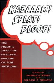 Cover of: Kazaaam! splat! ploof! by