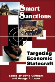 Cover of: Smart Sanctions | David Cortright