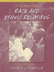 Cover of: Understanding race and ethnic relations