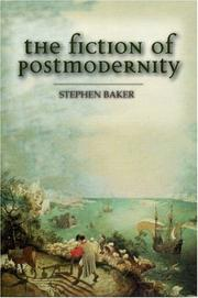 Cover of: The Fiction of Postmodernity