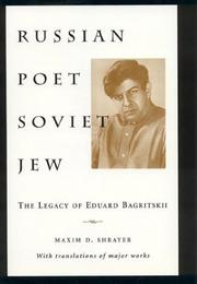 Cover of: Russian Poet / Soviet Jew