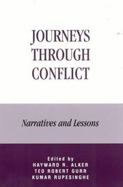 Cover of: Journeys Through Conflict