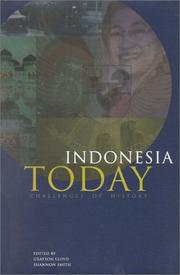 Cover of: Indonesia Today