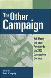 Cover of: The Other Campaign | David B. Magleby