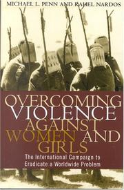 Cover of: Overcoming Violence against Women and Girls