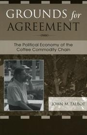 Cover of: Grounds for Agreement