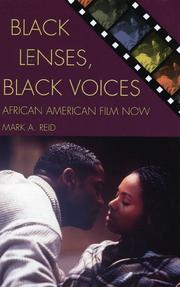 Cover of: Black lenses, Black voices