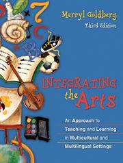 Cover of: Integrating the Arts