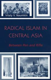 Cover of: Radical Islam in Central Asia