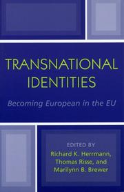Cover of: Transnational Identites