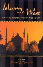 Cover of: Islam and the West