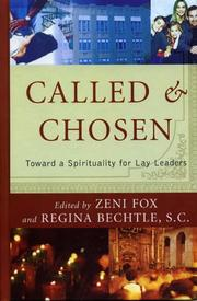 Cover of: Called and Chosen