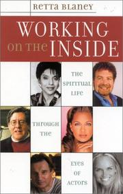 Cover of: Working on the inside