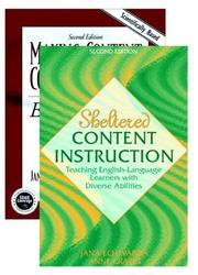 Cover of: Sheltered Content and SIOP Model Bundle