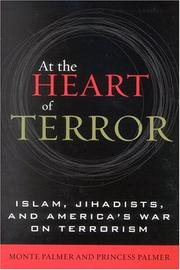 Cover of: At the heart of terror | Monte Palmer
