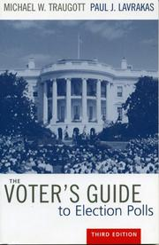Cover of: The Voter